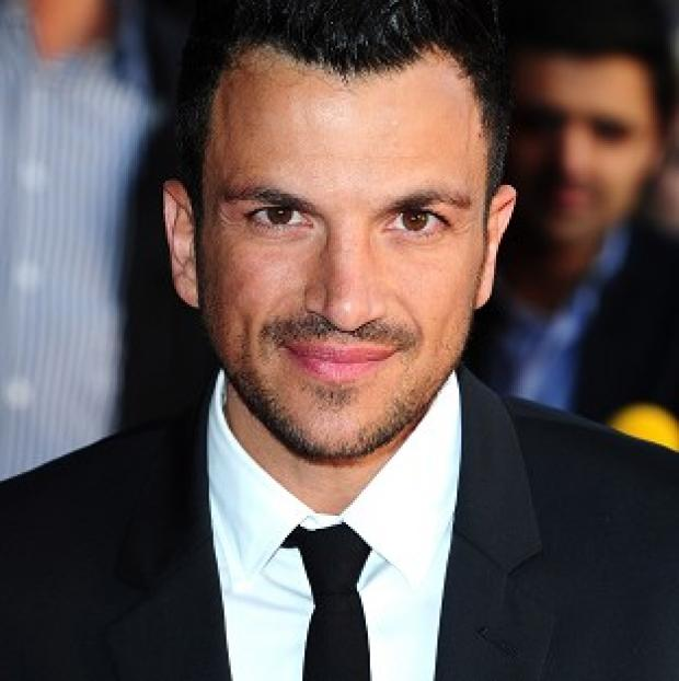 Burnham and Highbridge Weekly News: Peter Andre penned a track for a new animated film