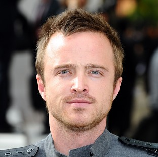 Aaron Paul met Michael Jackson at a party
