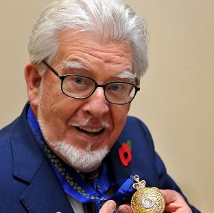 Burnham and Highbridge Weekly News: Rolf Harris has appeared in court