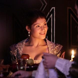 Burnham and Highbridge Weekly News: Gemma Arterton is launching The Globe's new indoor theatre
