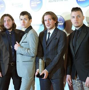 Arctic Monkeys have been nominated for eight NME awards