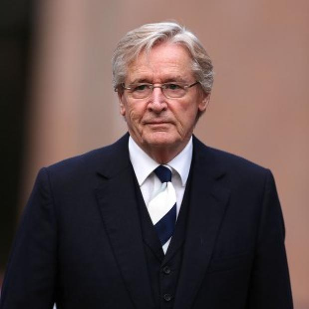 Burnham and Highbridge Weekly News: William Roache is charged with two counts of rape and five counts of indecent assault involving girls aged 16 and under