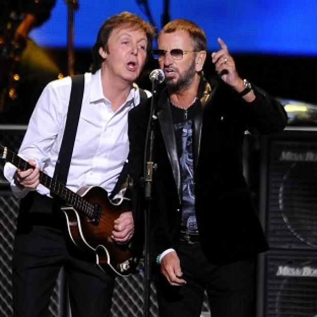 Burnham and Highbridge Weekly News: Sir Paul McCartney and Ringo Starr are reuniting for a Beatles tribute