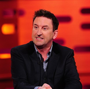 Lee Mack met the Duke of Cambridge at Buckingham Palace
