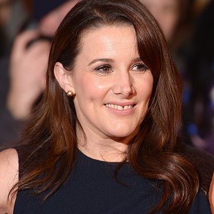 Sam Bailey sang at the National Television Awards