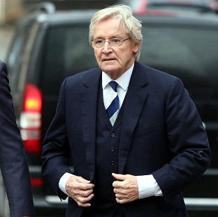 William Roache denies all the charges against him