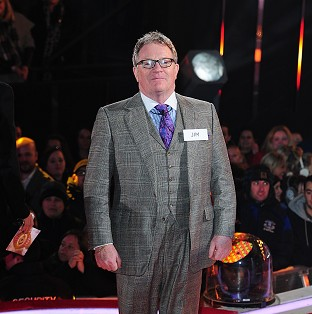 Jim Davidson is the favourite to win Celebrity Big Brother