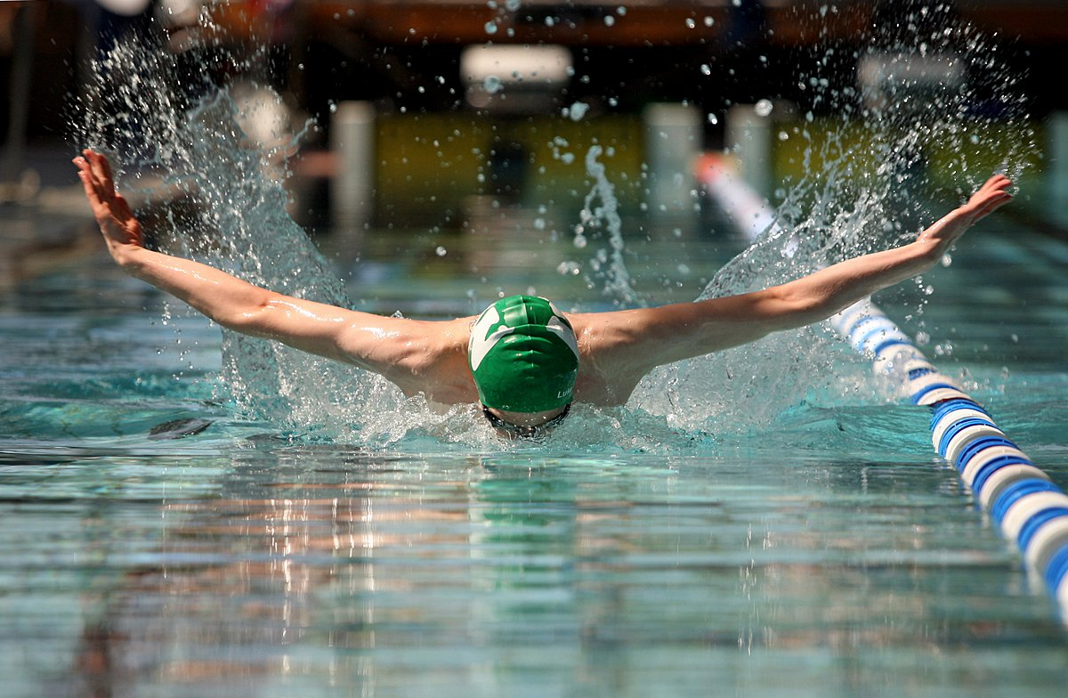 SWIMMING: Strong gala performances from Burnham