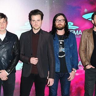 The Kings of Leon will headline this year's Isle of W