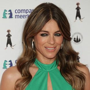Elizabeth Hurley is taking legal action about the false story