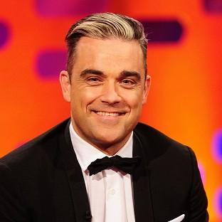 Robbie Williams turns 40 later this month