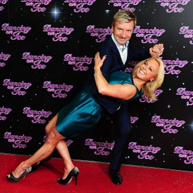 Burnham and Highbridge Weekly News: Jayne Torvill and Christopher Dean have been skating together for almost 40 years