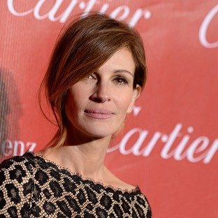 Julia Roberts is mourning the death of her half sister Nancy Motes in Los Angeles (AP)