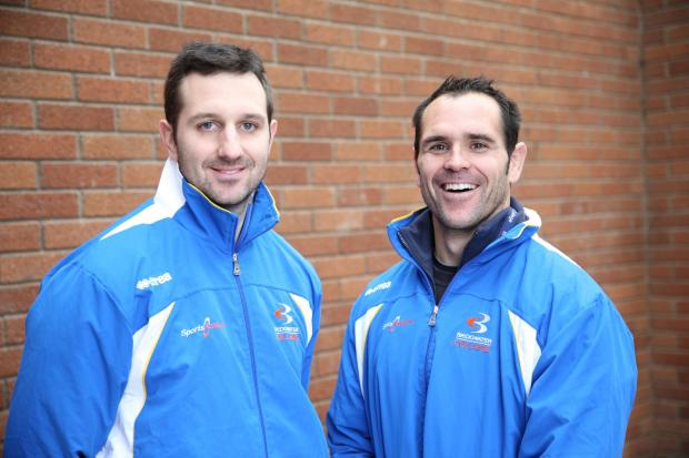 Elite coaches join Bridgwater College