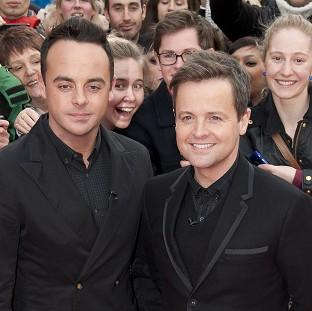 Declan Donnelly has said finding love was difficult because he was so well known as one half of Ant and Dec