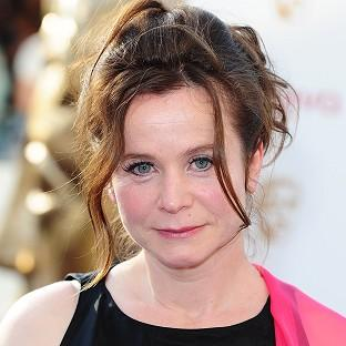 Emily Watson has said playing ugly characters is liberating