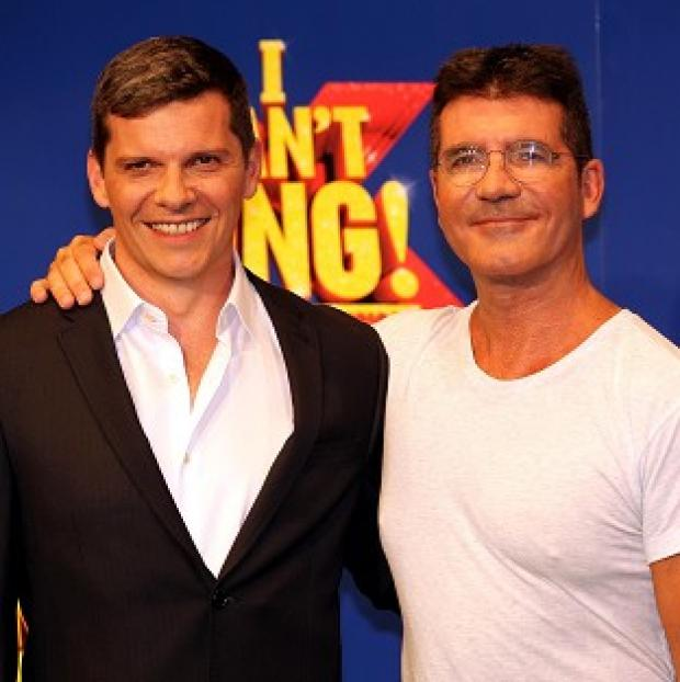 Burnham and Highbridge Weekly News: Nigel Harman spoofs Simon Cowell in the X Factor musical I Can't Sing!