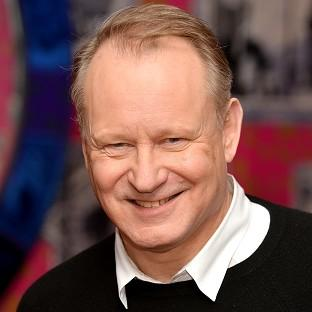 Stellan Skarsgard plays the Duke in Kenneth Branagh's Cinderella