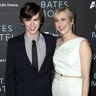Burnham and Highbridge Weekly News: Freddie Highmore and Vera Farmiga play mother and son in Bates Motel