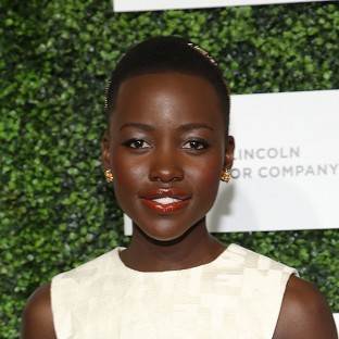 Lupita Nyong'o was honoured at the Essence luncheon