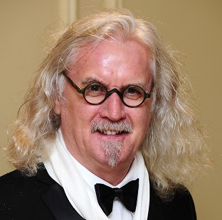 Billy Connolly looks at mortality in his new TV series