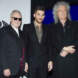 Adam Lambert is teaming up with Queen again