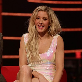 Ellie Goulding has said she doesn't think music stars should be judged by their image