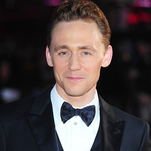 Tom Hiddleston is up for an Olivier acting gong
