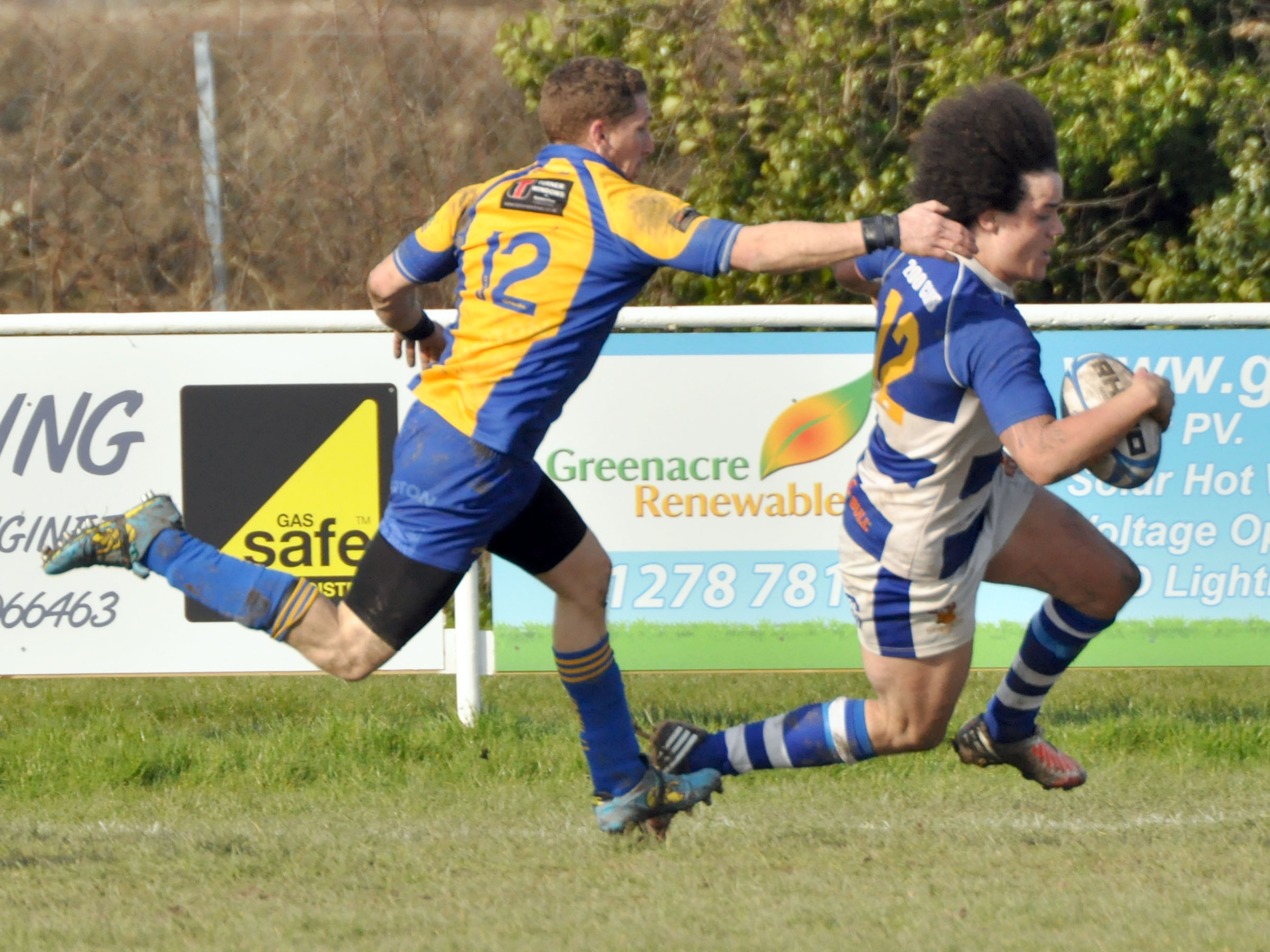 Five-star display from Burnham Seconds