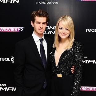 Andrew Garfield and Emma Stone will attend the world premiere of The Amazing Spider-Man 2 in London