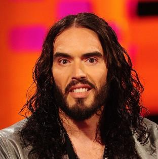 Russell Brand has a new book in the pipeline