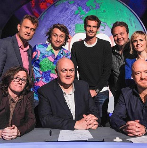 Burnham and Highbridge Weekly News: Andy Murray was a special guest on Mock The Week