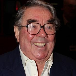 Ronnie Corbett has suffered health scares before