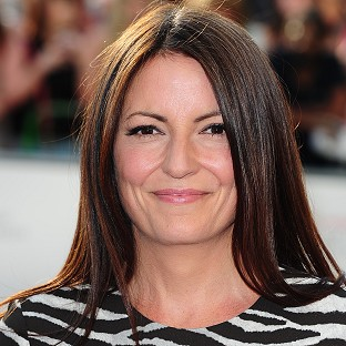 Davina McCall revealed she doesn't drink alcohol