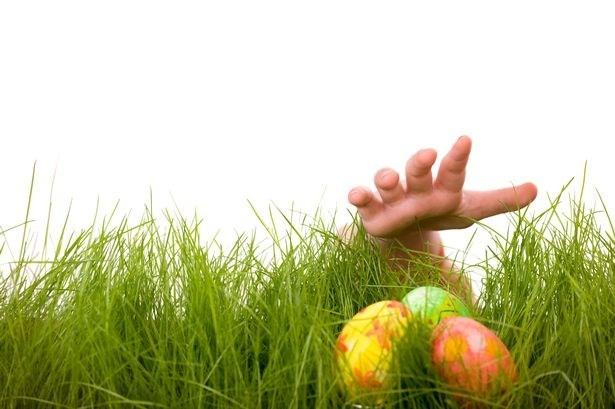 Join the Easter egg trail in Brent Knoll