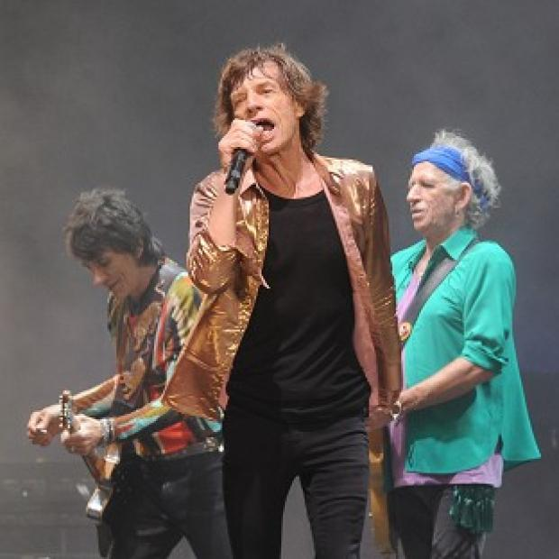 Burnham and Highbridge Weekly News: The Rolling Stones said their thoughts are with Mick Jagger