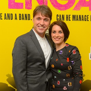 Jonny Owen and Vicky McClure had a phone call that sealed the deal for Svengali