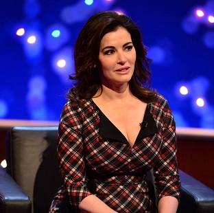 Burnham and Highbridge Weekly News: Nigella Lawson told Michael McIntyre she is feeling a lot better now