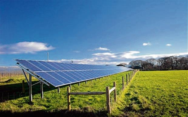 Plans in for Mark solar park