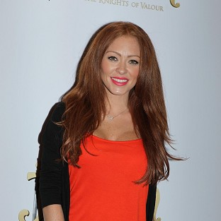 Natasha Hamilton is expecting a baby with Ritchie Neville