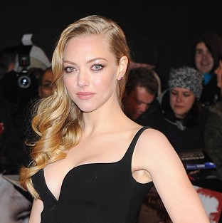 Amanda Seyfried is the face of Givenchy