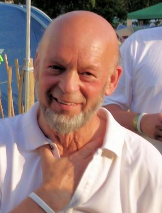 MICHAEL Eavis will open Puriton's Party in the Park this weekend.