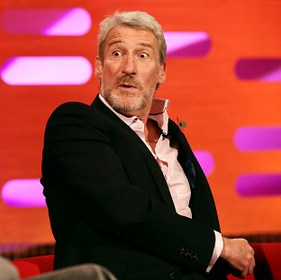 Jeremy Paxman will talk about 'the fear of beards' in his one-man stage show