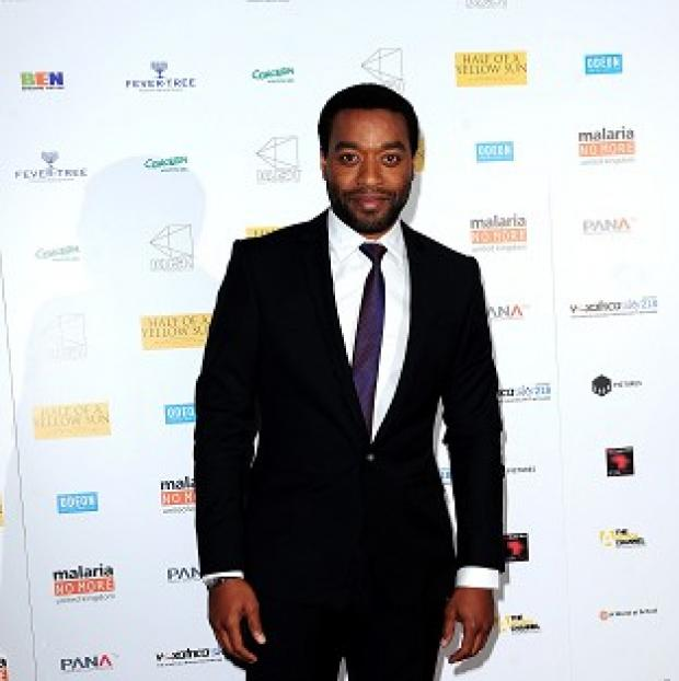 Burnham and Highbridge Weekly News: Chiwetel Ejiofor says shooting in rural Nigeria for Half Of A Yellow Sun was the right thing to do