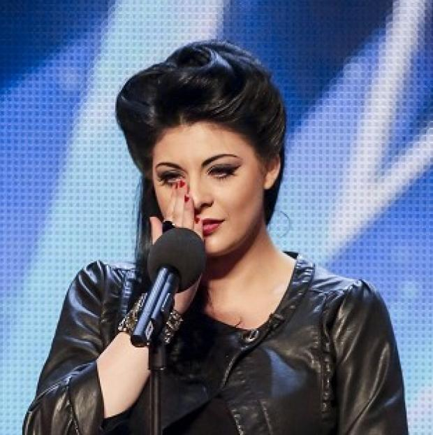 Burnham and Highbridge Weekly News: Lucy Kay has grown in confidence after impressing the Britain's Got Talent judges