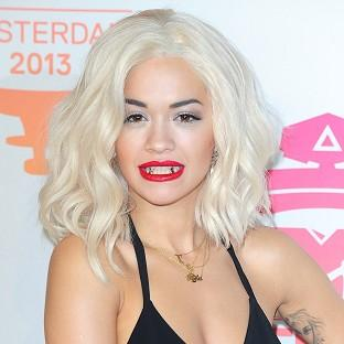 Rita Ora worked with boyfriend Calvin Harris on new single I Will Never Let You Down