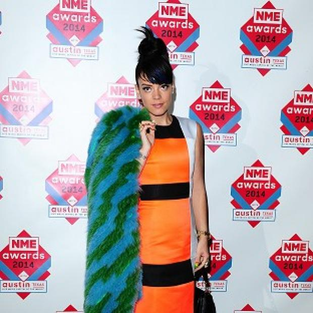 Burnham and Highbridge Weekly News: Lily Allen missed the trappings of pop success