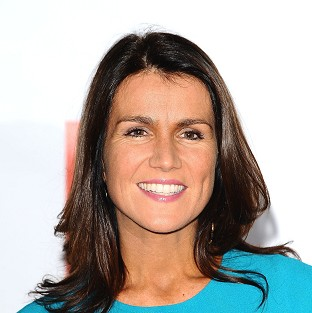 Susanna Reid is ITV's new breakfast show host