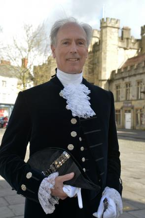 Property boss appointed High Sheriff of Somerset
