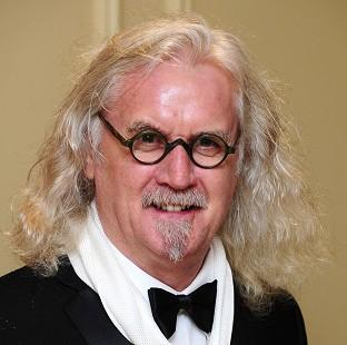 Burnham and Highbridge Weekly News: Comic Billy Connolly hopes to raise a laugh from beyond the grave - with an interactive burial plot.